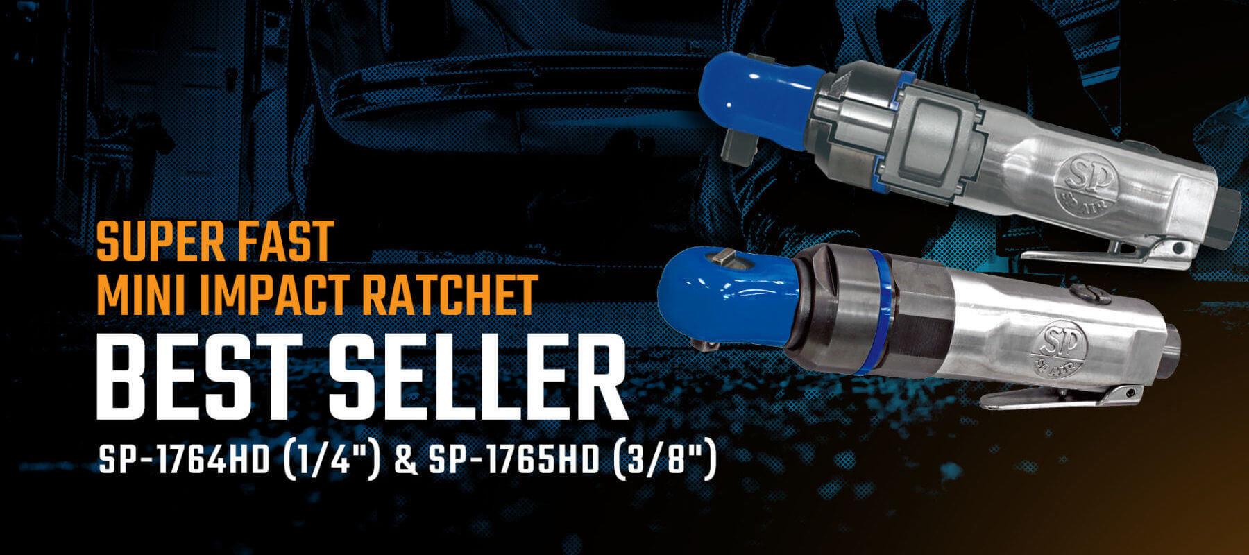 super fast mini impact ratchet