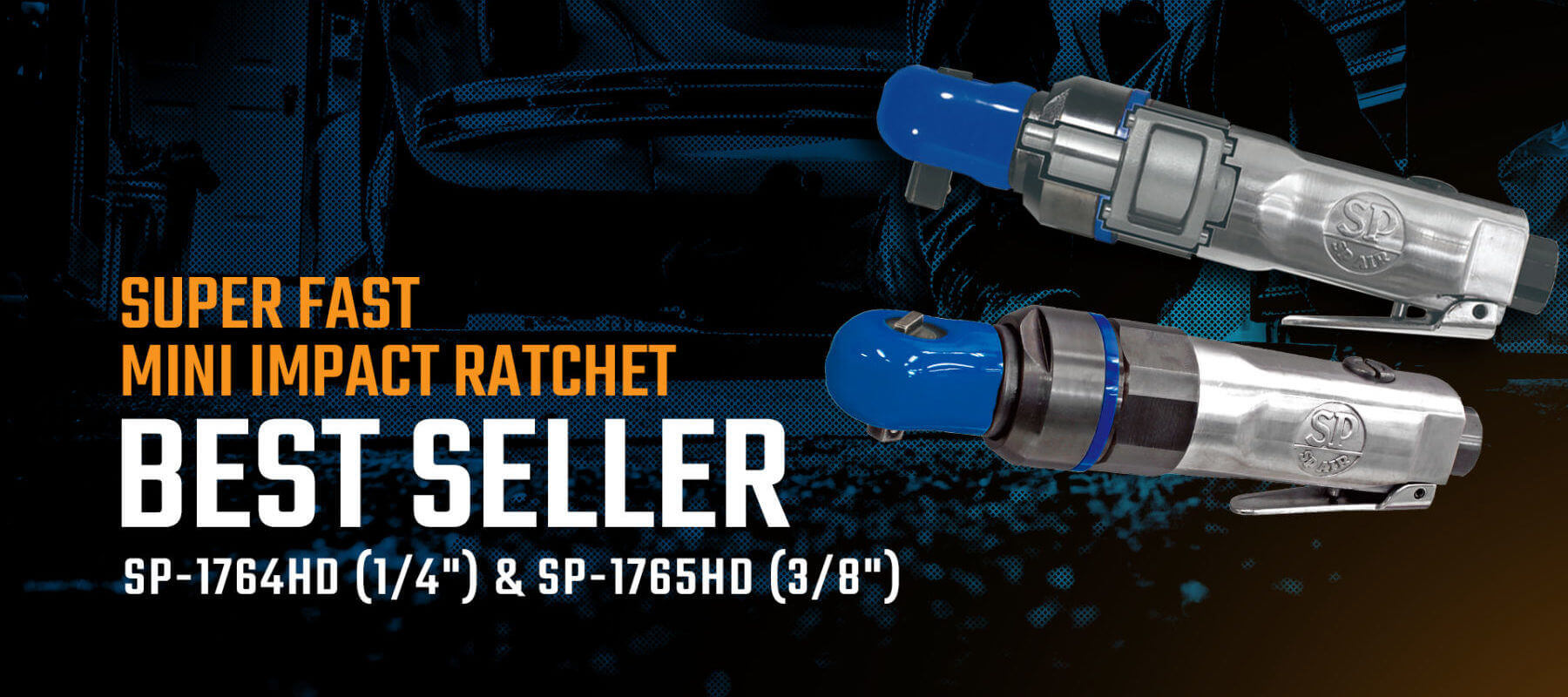 super fast mini impact ratchet