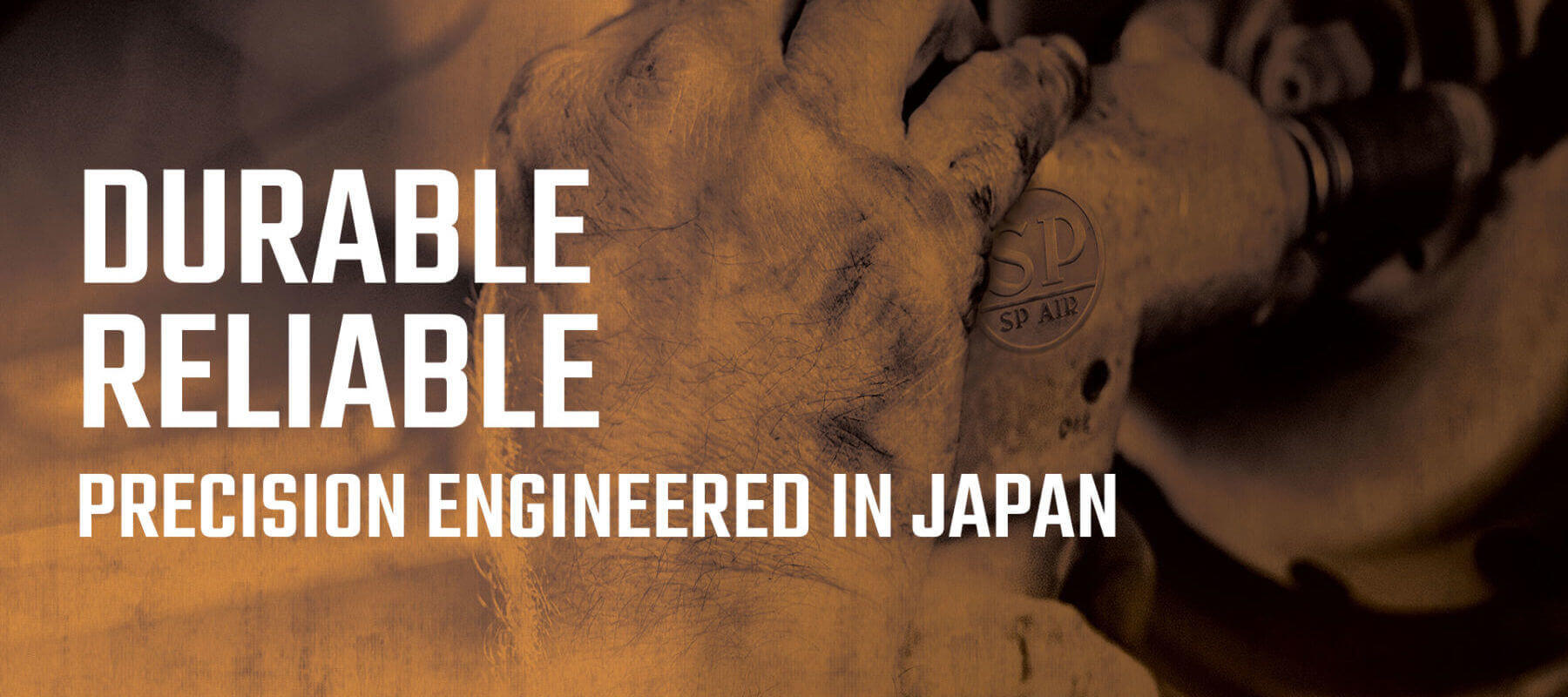 durable reliable precision engineered in Japan